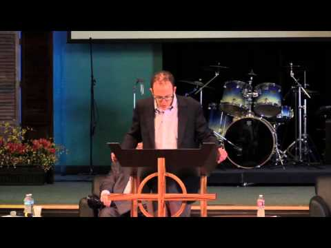 Homosexuality and the Church Debate: Dr. Robert Gagnon vs. D