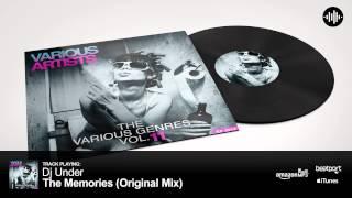 Dj Under - The Memories (Original Mix) [Semitrance Records]