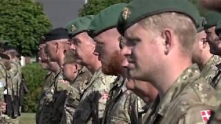 Hold 8 klar til Irak