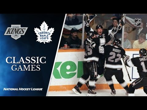 NHL Classic Games: LAK Vs. TOR, 1993 Conference Final, Gm 7