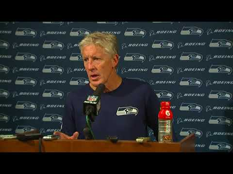 Pete Carroll Week 3 Press Conference