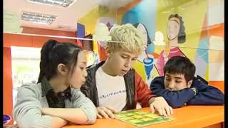 CCTV Learn Chinese - Growing up with Chinese Lesson 29 Eating fast food