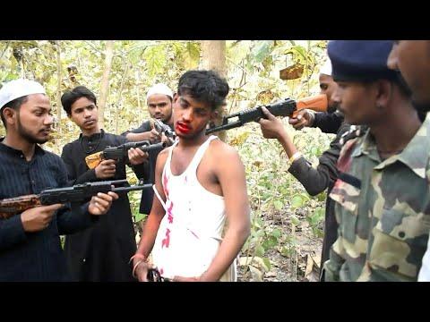 पुलवामा हमले के बाद आतंकियों का  भारतीय कैंम्प पर हमला (हम फौजी इस देश की धड़कन है