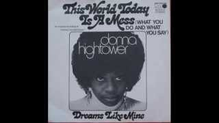 Donna Hightower - Dreams Like Mine