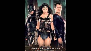 Batman v Superman Comic Con Trailer Music by Hans Zimmer and Junkie XL