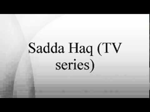 Sadda Haq TV series