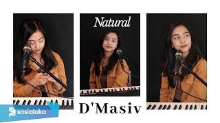 Download Lagu NATURAL ( D'MASIV ) - MICHELA THEA COVER mp3