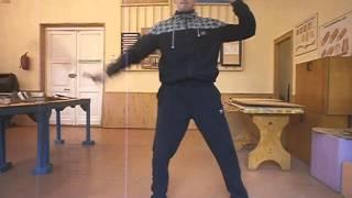 Нунчаку фристайл: видео уроки- подкидывания №3 (freechaku tutorials)