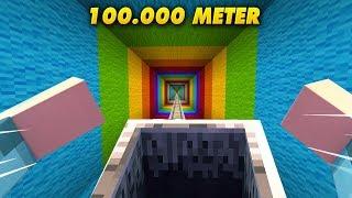 100.000 METER ACHTERBAHN *WELTREKORD*