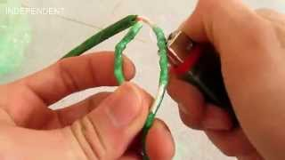 How to Connect 2 Electrical Wires without any Tools