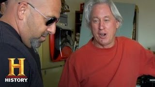 Counting Cars: Inside Gordon's Garage | History