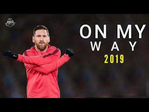 Lionel Messi - On My Way | Skills & Goals | 2018/2019 | HD Mp3