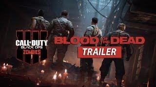 Official Call of Duty®: Black Ops 4 Zombies – Ölülerin Kanı Tanıtım