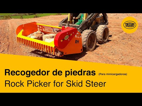 Rock Picker for Skid Steer RH m-Z6BAu7ykU