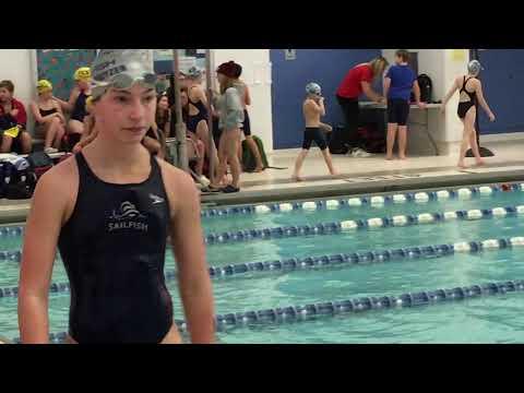 Sailfish Swimming Meet