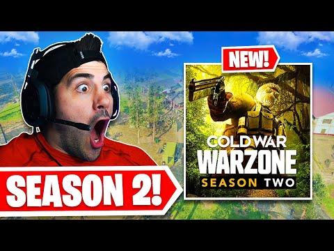 Warzone Season 2 is FINALLY Here! 🤯 - NICKMERCS