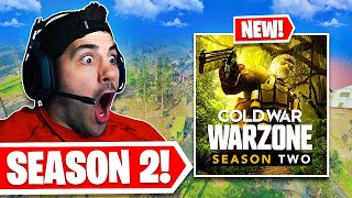 Warzone Season 2 is FINALLY Here! 🤯