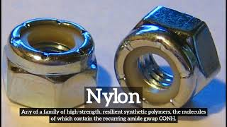 What is Nylon?   How Does Nylon Look?   How to Say Nylon in English?