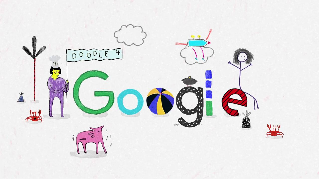 b07a11e2eb88 Doodle for Google - Share Your Imagination - YouTube