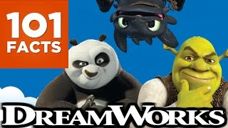 101 Facts About Dreamworks streaming