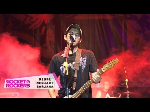 Rocket Rockers - Mimpi Menjadi Sarjana ( Live At Super Rawk Subang West Java )