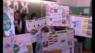 В сланцевской школе №3 - уроки здоровья