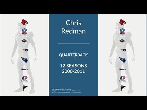 Chris Redman: Football Quarterback