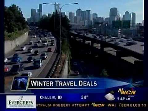 Expedia Travel Tips for Northwestern Travelers
