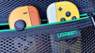 8 необходимых аксессуаров для Nintendo Switch от UGREEN