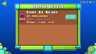 Live level request !     Geometry dash