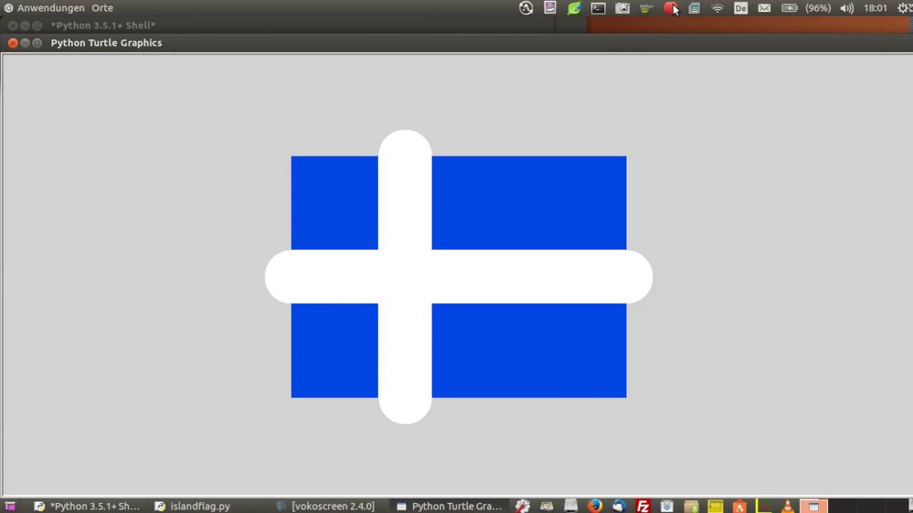 Em 2016 island flag in python turtle graphic code youtube em 2016 island flag in python turtle graphic code biocorpaavc
