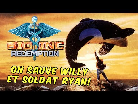 BIO INC. REDEMPTION On sauve Willy et le soldat Ryan! FR