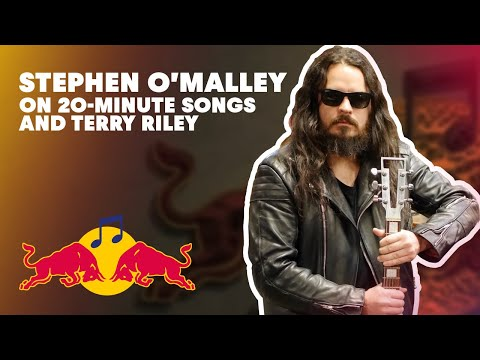 Stephen O'Malley from Sunn O))) (RBMA New York 2013 Lecture)