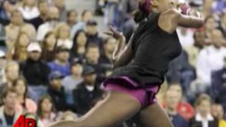 Serena Williams Fined Record Amount