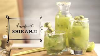 Zespri Kiwifruit Shikanji