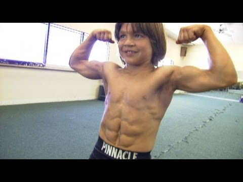 Kid Bodybuilder 'Little Hercules' Is All Grown Up And Chasing A New Dream