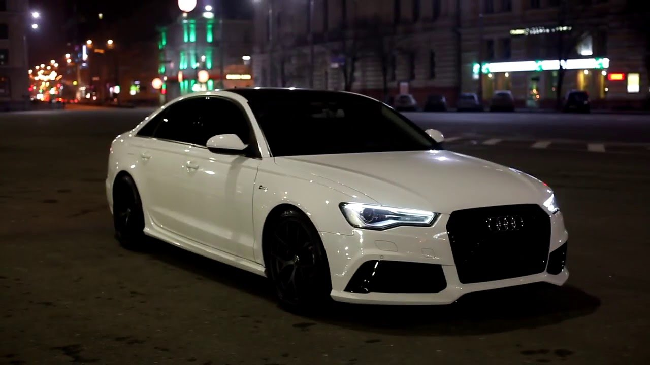 Audi A6 RS Style - YouTube