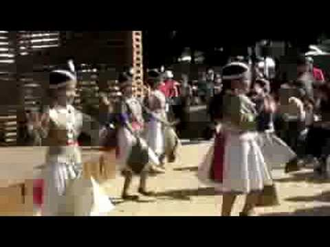 Hmong music and dance