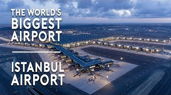 The World's BIGGEST Airport opens - New Istanbul Airport