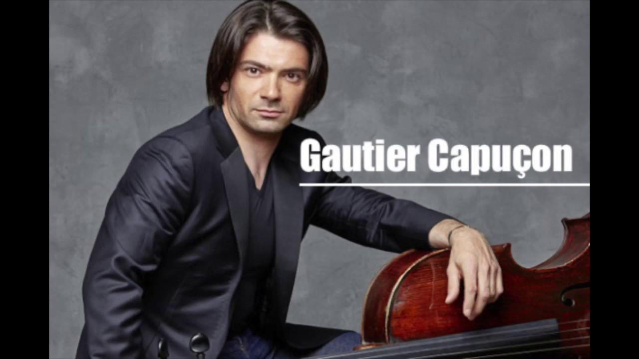 Corona live - Gautier Capuçon était en direct mars 2020 merci - YouTube