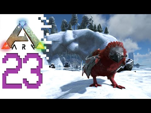 ARK: Survival Evolved - EP23 - Up North