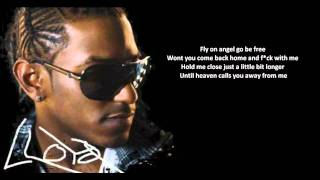 Lloyd - Angel - Lyrics *HD*