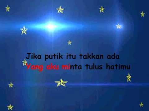 Karaoke Krisdayanti - Menghitung Hari (Tanpa Vokal)
