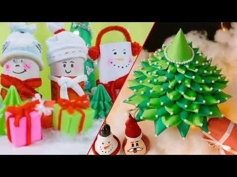 Christmas Decorations Easy To Make At Home