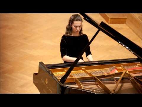 Anna Petrova - F.Chopin - Polonaise Fantasie, op.61