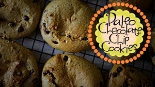 Paleo Chocolate Chip Cookies - Trisha's Kitchen