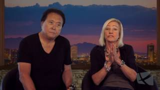 FINANCIAL LITERACY 101: A GLIMPSE INTO THE LIFE OF KIM AND ROBERT KIYOSAKI