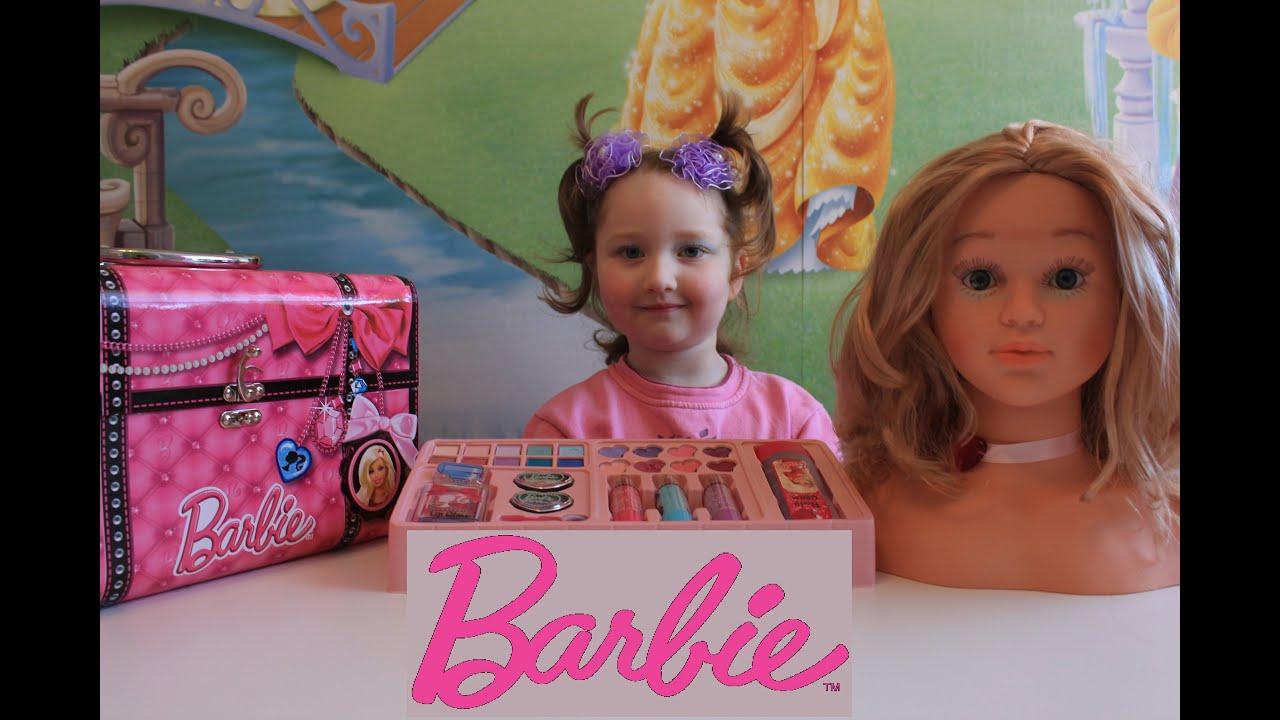 Купить чемодан детской косметики для девочек
