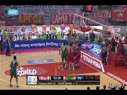 Olympiacos B.C. 2011-2012