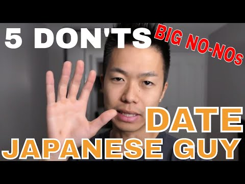 What it like dating a japanese guy